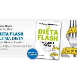 Libro 'La Dieta Flash'